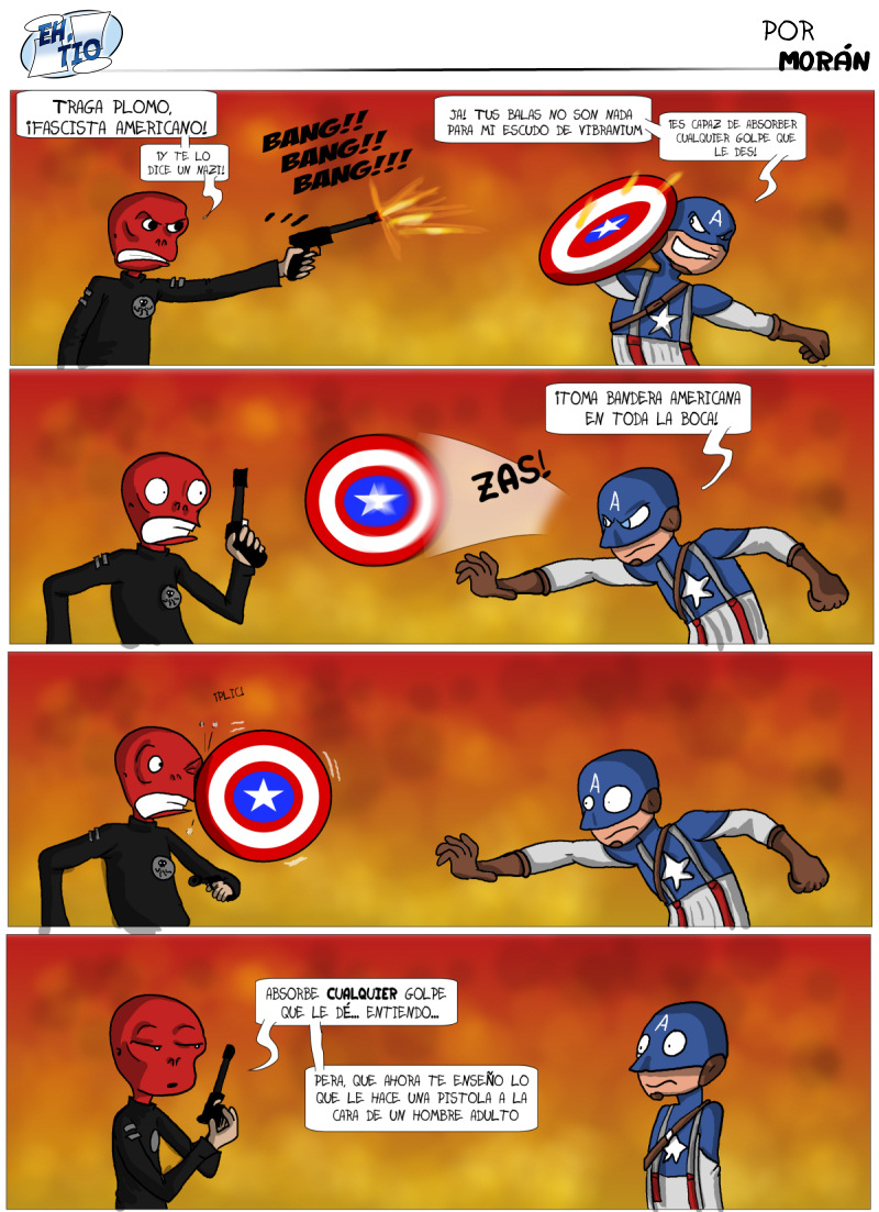 Tags relacionados : capitán américa , superhéroes , red skull ...
