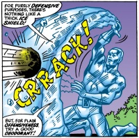 Iceman Copyright Marvel